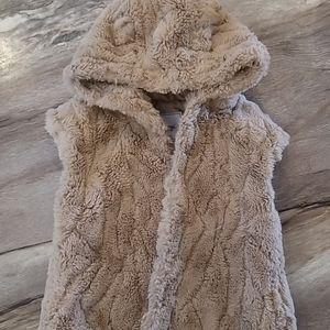 Toddler 2T Faux Fur Vest